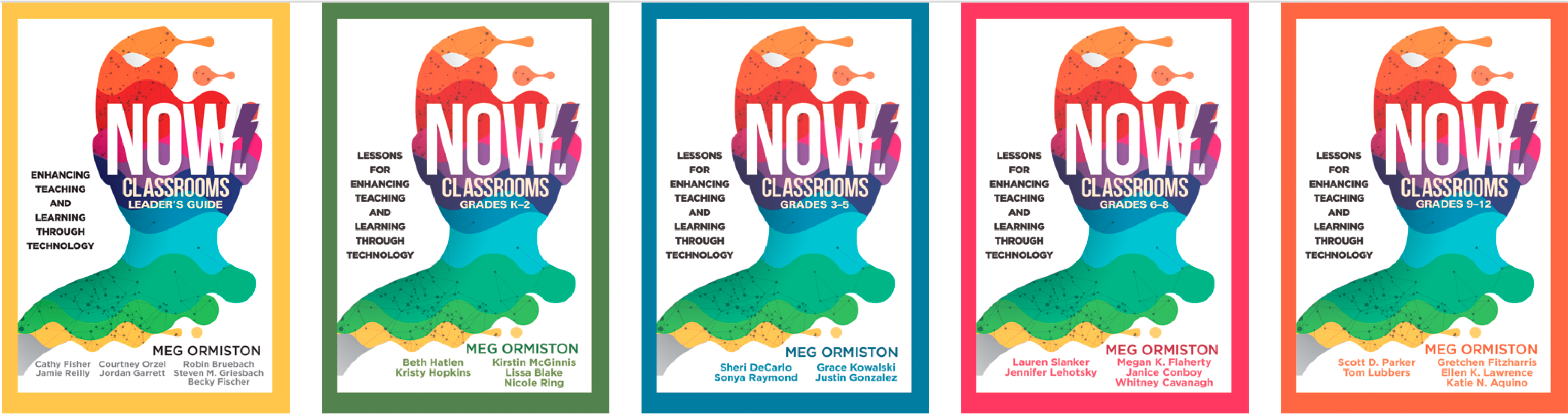 The Now Classrooms Books